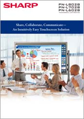 Interactive Whiteboards Brochure